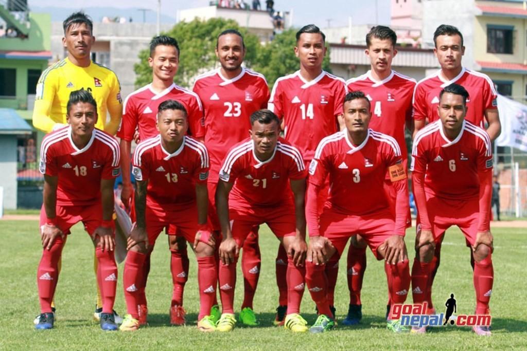 नेपाली फुटबल टोलीले एसियन गेम्समा सहभागिता जनाउने